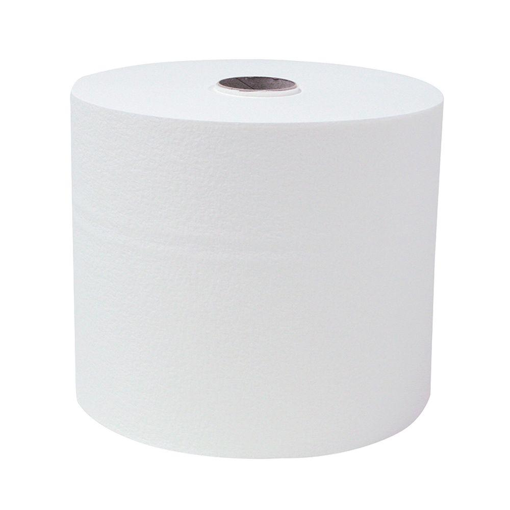 null Z400 White Jumbo Roll Wipers (692-Count; 1 Roll Per Case)