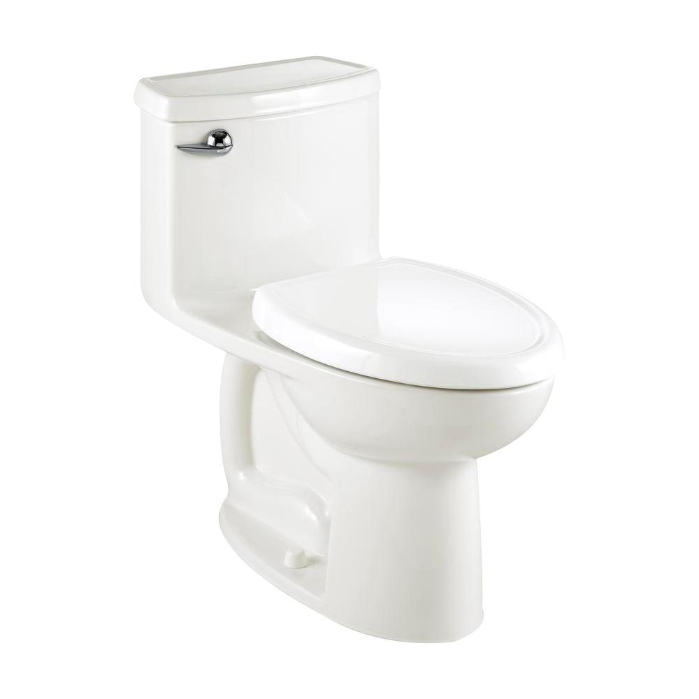 Compact Cadet 3-FloWise Tall Height 1.28 GPF Single Flush Elongated Toilet