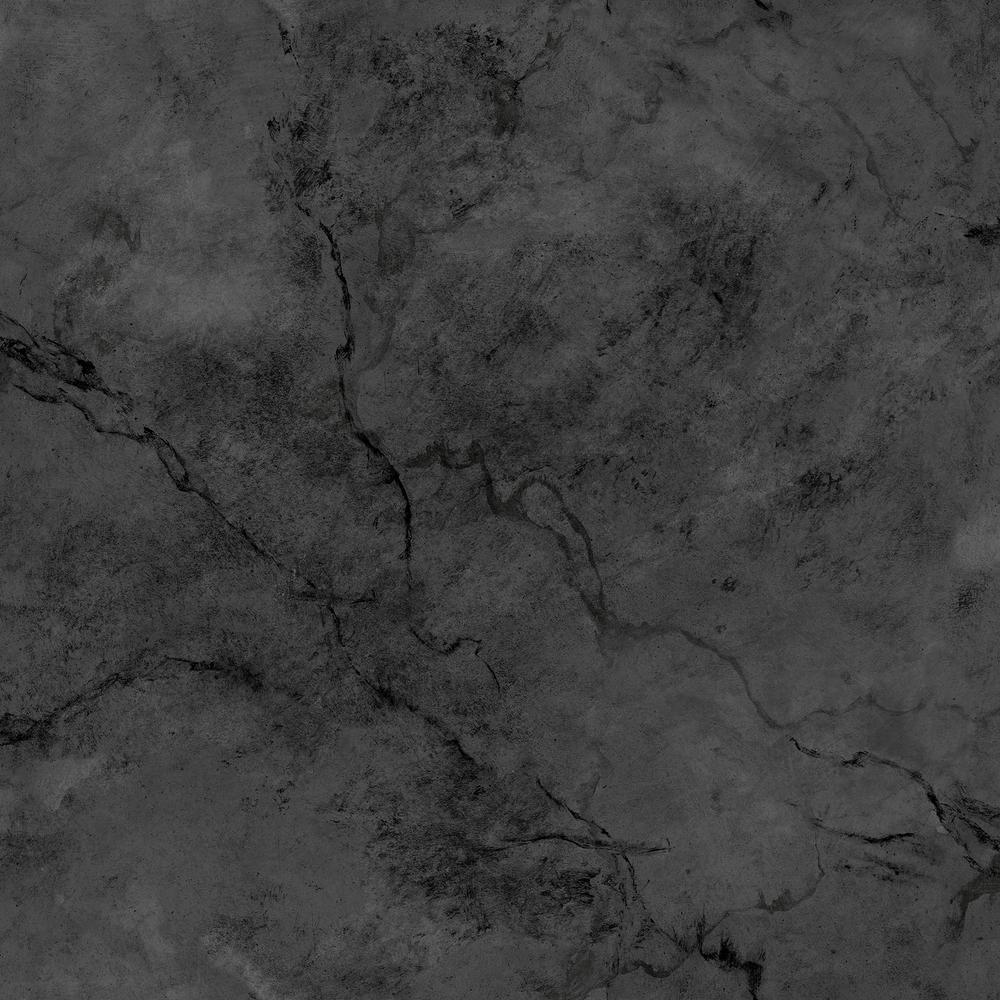 Innuendo Black Marble Wallpaper Sample