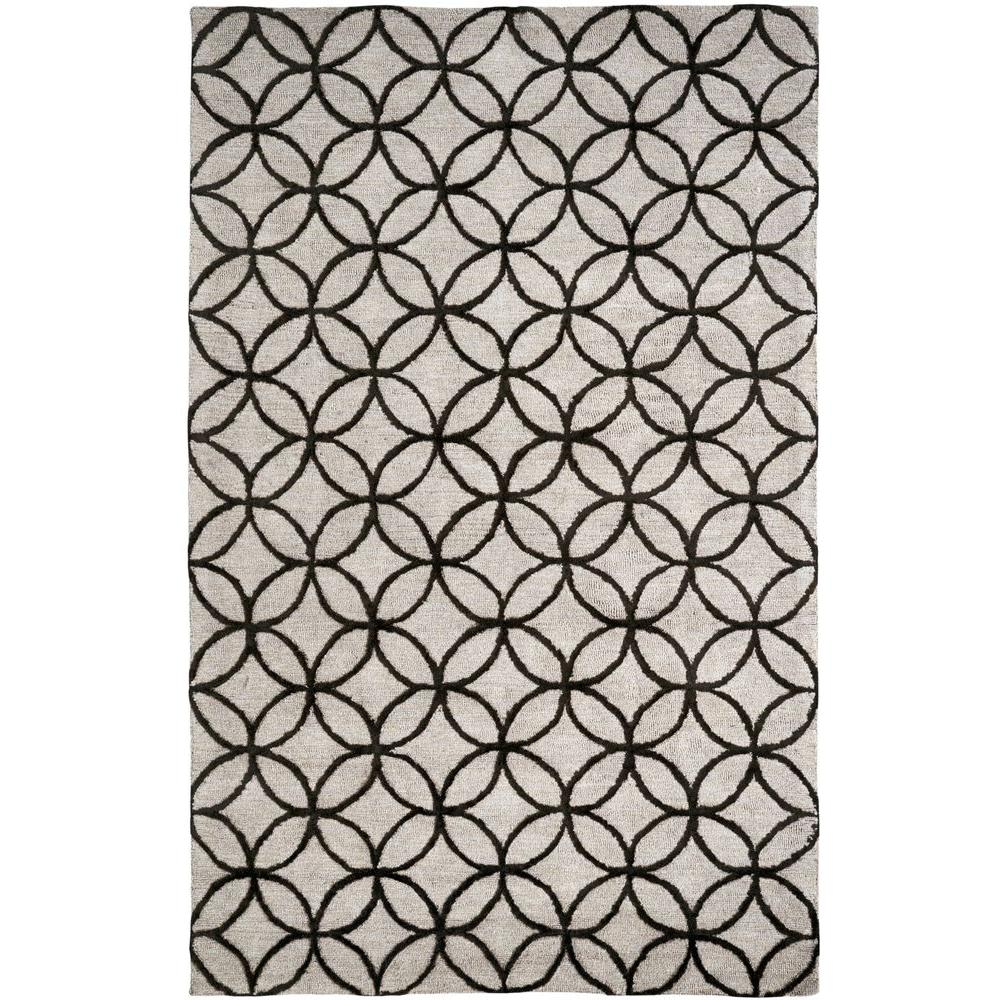 Dynamic Rugs Broadway Taupe 2 ft. x 4 ft. Indoor Area Rug