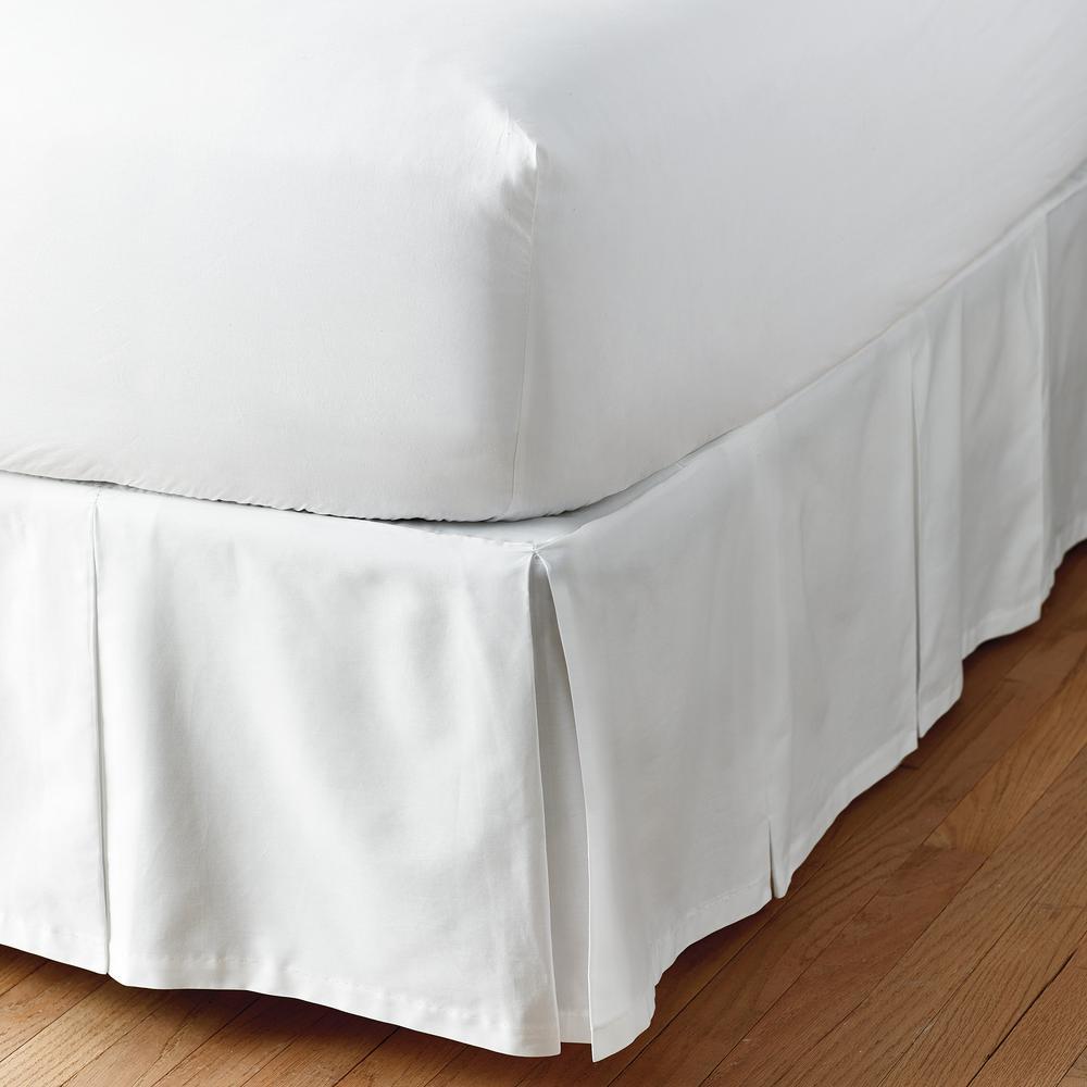 Queen Bed Skirt Gr43 Q Ivory