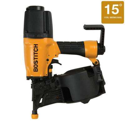 15 Degree Coil Sheathing and Siding Nailer