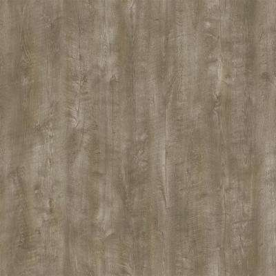 Take Home Sample - Autumn Harvest Grey Oak Luxury Rigid Vinyl Plank Flooring - 4 in. x 4 in.