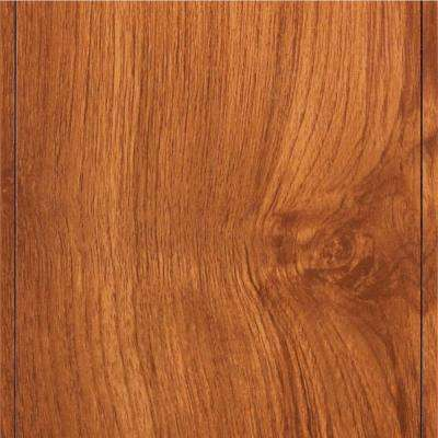 Take Home Sample - Alexander Oak Laminate Flooring- 5 in. x 7 in.