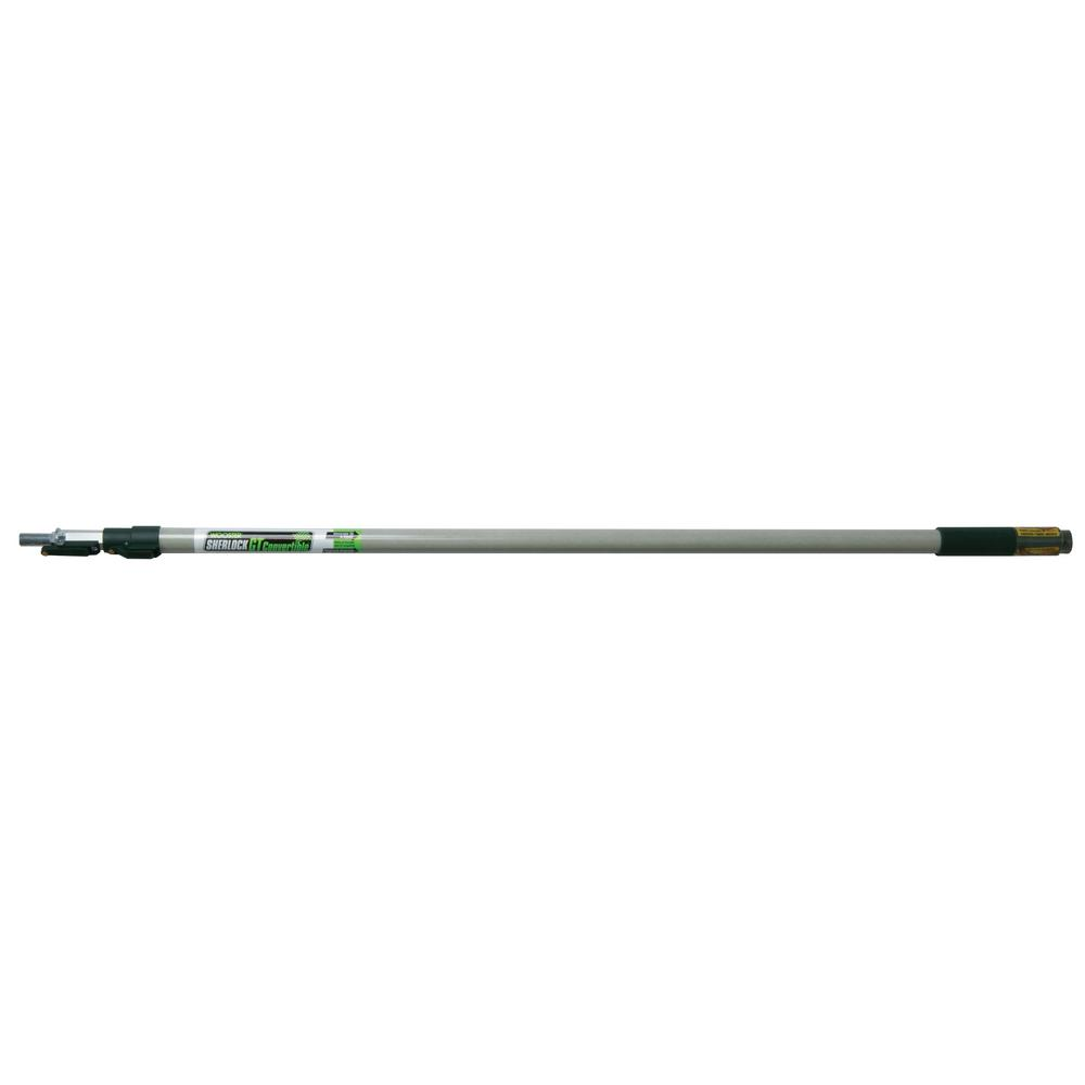 Wooster Sherlock GT Convertible 2 ft.- 4 ft. Adjustable Extension Pole
