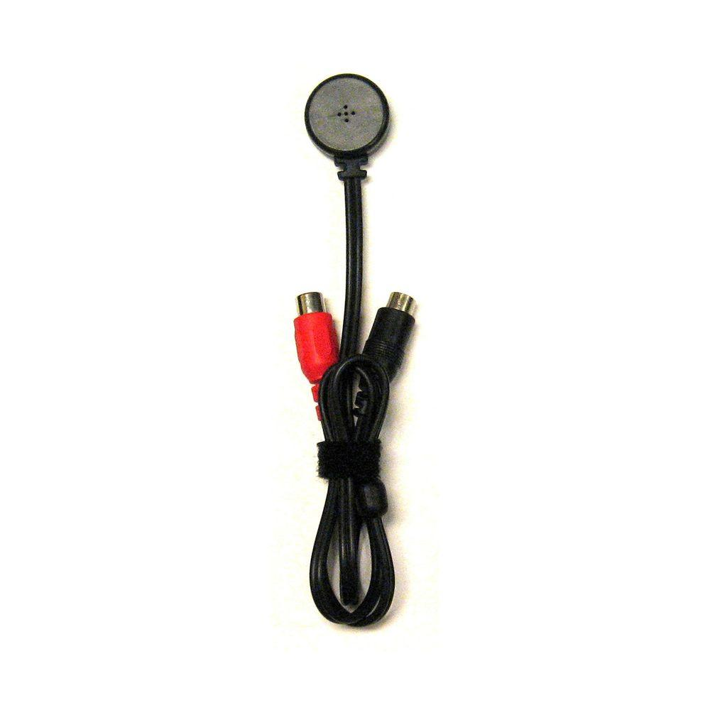 Q-SEE Powered Microphone with Power Supply and Cable