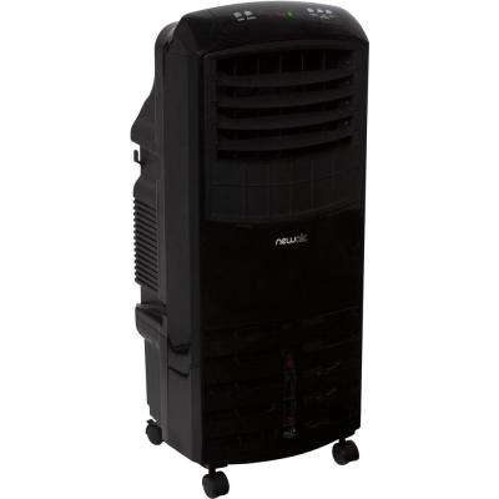 1000 CFM 3-Speed Black Portable Evaporative Cooler for 300 sq. ft.