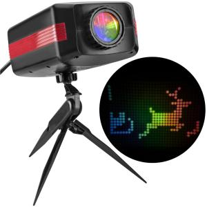 Showhome App Laser Rgb 3d Projector W10i0091 The Home Depot