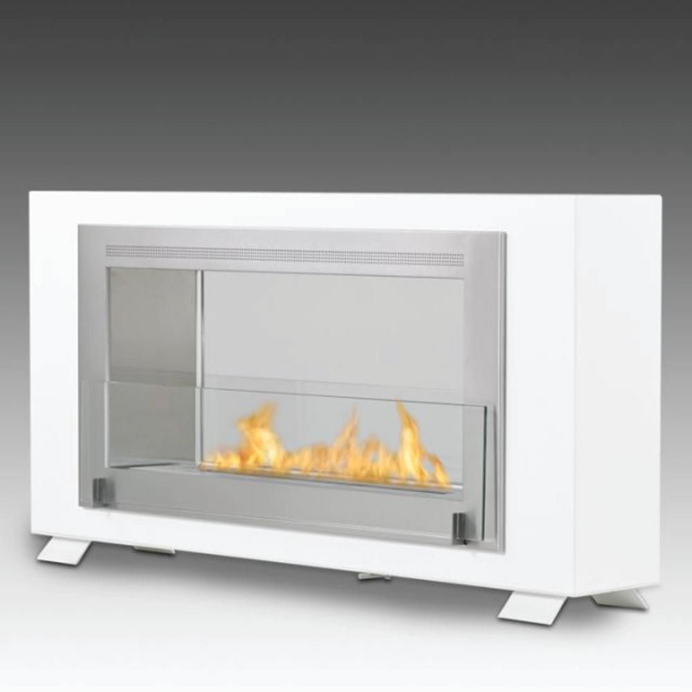 Real Flame Chateau 41 In Corner Ventless Gel Fuel