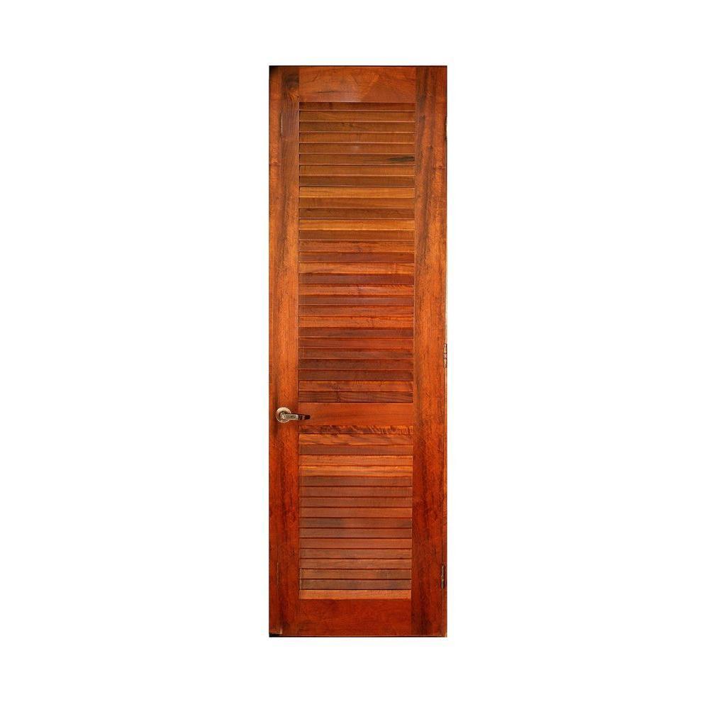 Greenwood 30 in x 84 in full louver hardwood interior door slab greenwood 30 in x 84 in full louver hardwood interior door slab planetlyrics Image collections