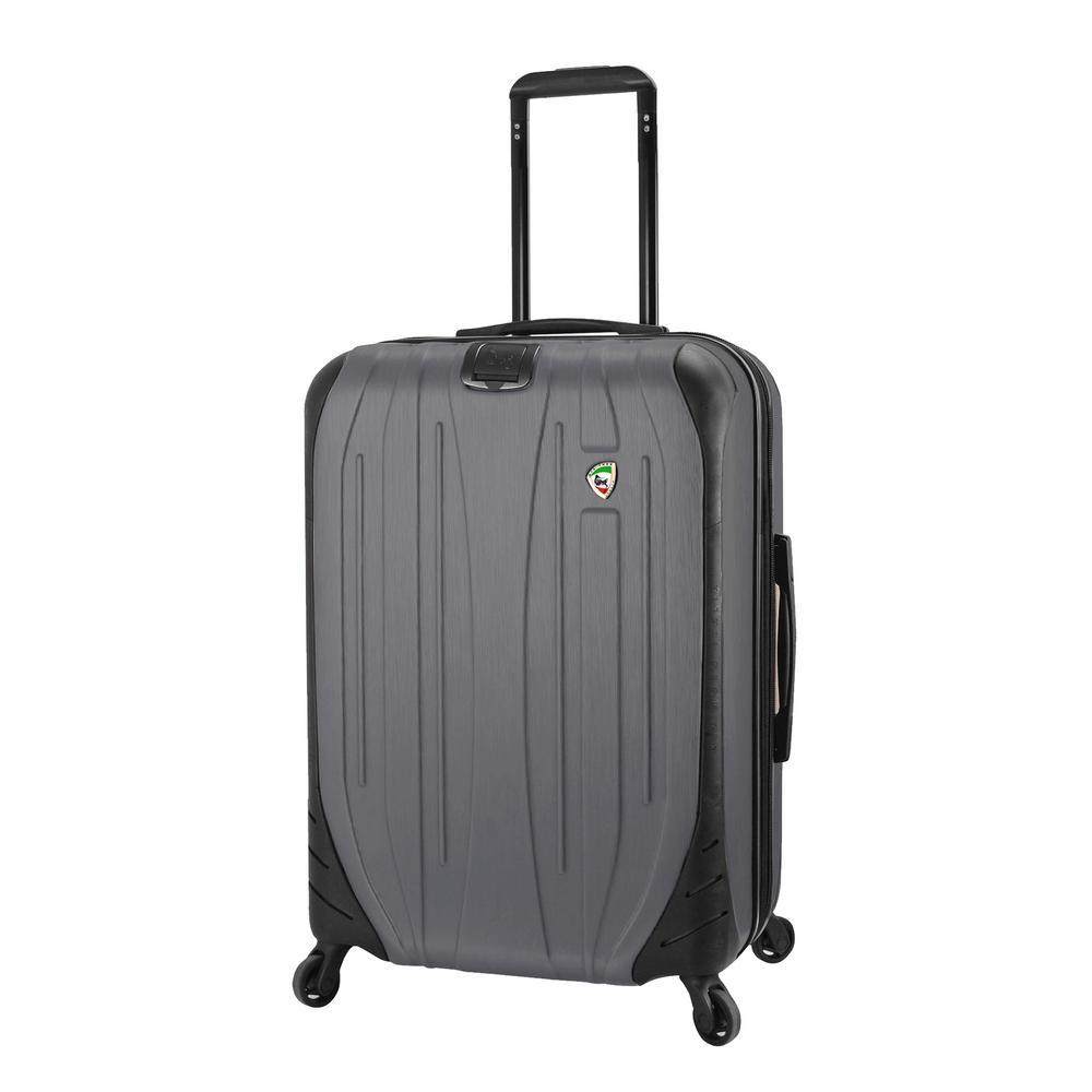 Compaz 28 in. Titanium Hardside Spinner Suitcase