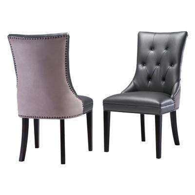 Ester Grey Chair Set Of 2