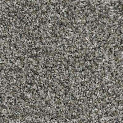 Trendy Threads I - Color Classy Texture 12 ft. Carpet