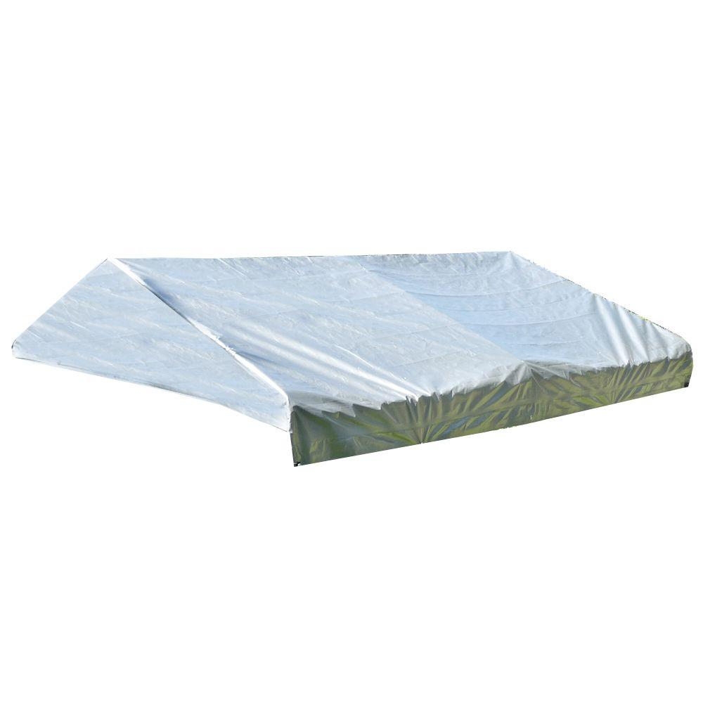 Lucky Dog Weatherguard 10 ft. x 10 ft. Kennel Cover