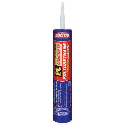 PL 28 oz. Gray Self-Leveling Concrete Sealant (12-Pack)