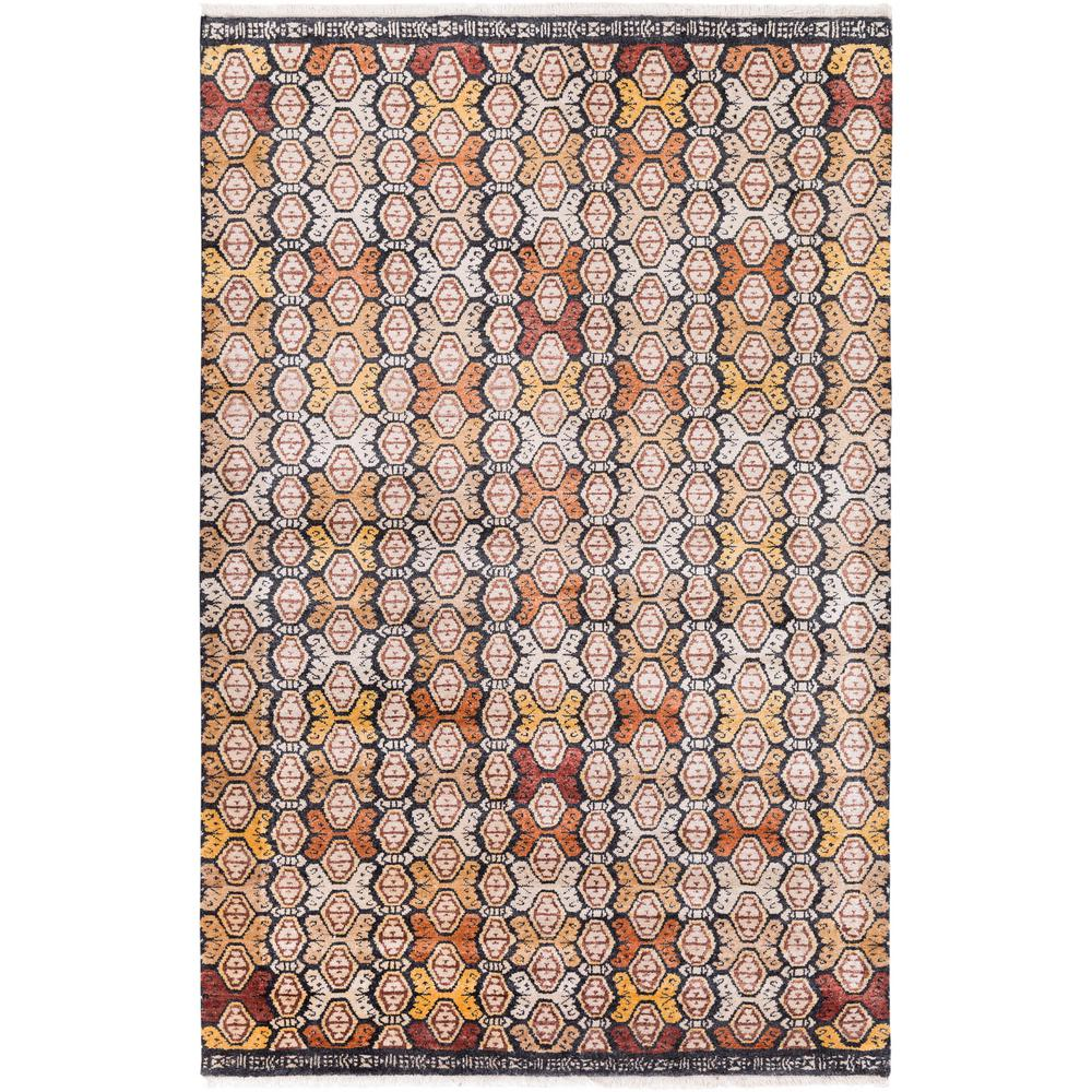 Jarvis Cream 2 ft. x 3 ft. Area Rug