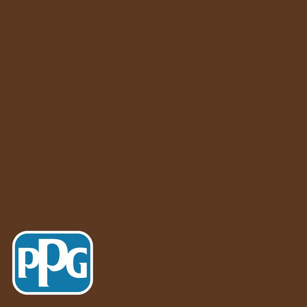 PPG TIMELESS 1 gal  TSC-3 Chestnut Brown Solid Color Exterior Wood Stain