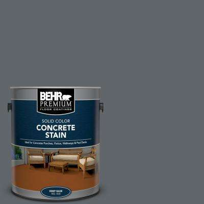 1 gal. #PFC-65 Flat Top Solid Color Flat Interior/Exterior Concrete Stain