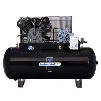 120 Gal. Stationary Electric Air Compressor