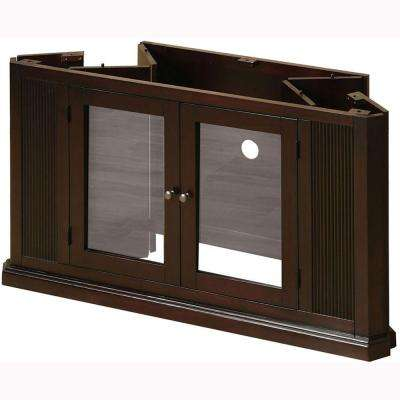 Rockwell Espresso Storage Entertainment Center