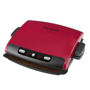 Click here to buy George Foreman Removable Plate Indoor Grill by George Foreman.