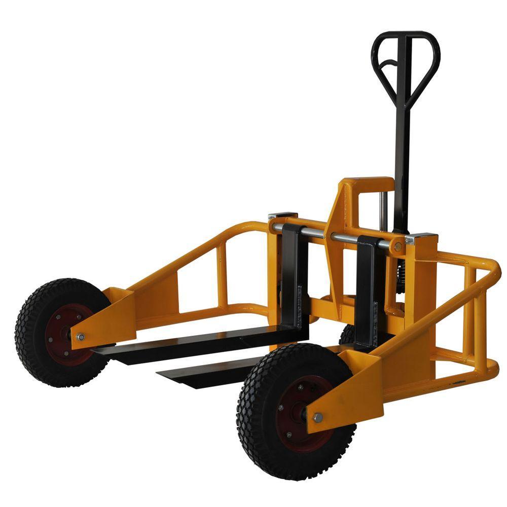 PRO-SERIES All Terrain Pallet Jack/Truck