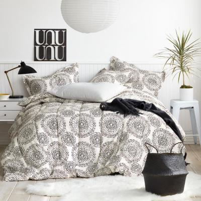Visionary 200-Thread Count Organic Cotton Percale Comforter Set