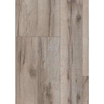 Manor Oak 8 mm Thick x 7.6 in. Wide x 54.45 in. Length Laminate Flooring (25.86 sq. ft. / Case)