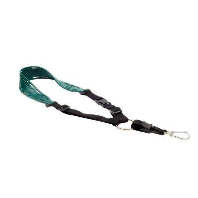 Universal Weed Trimmer and Utility Sling in Green with Optimum Comfort
