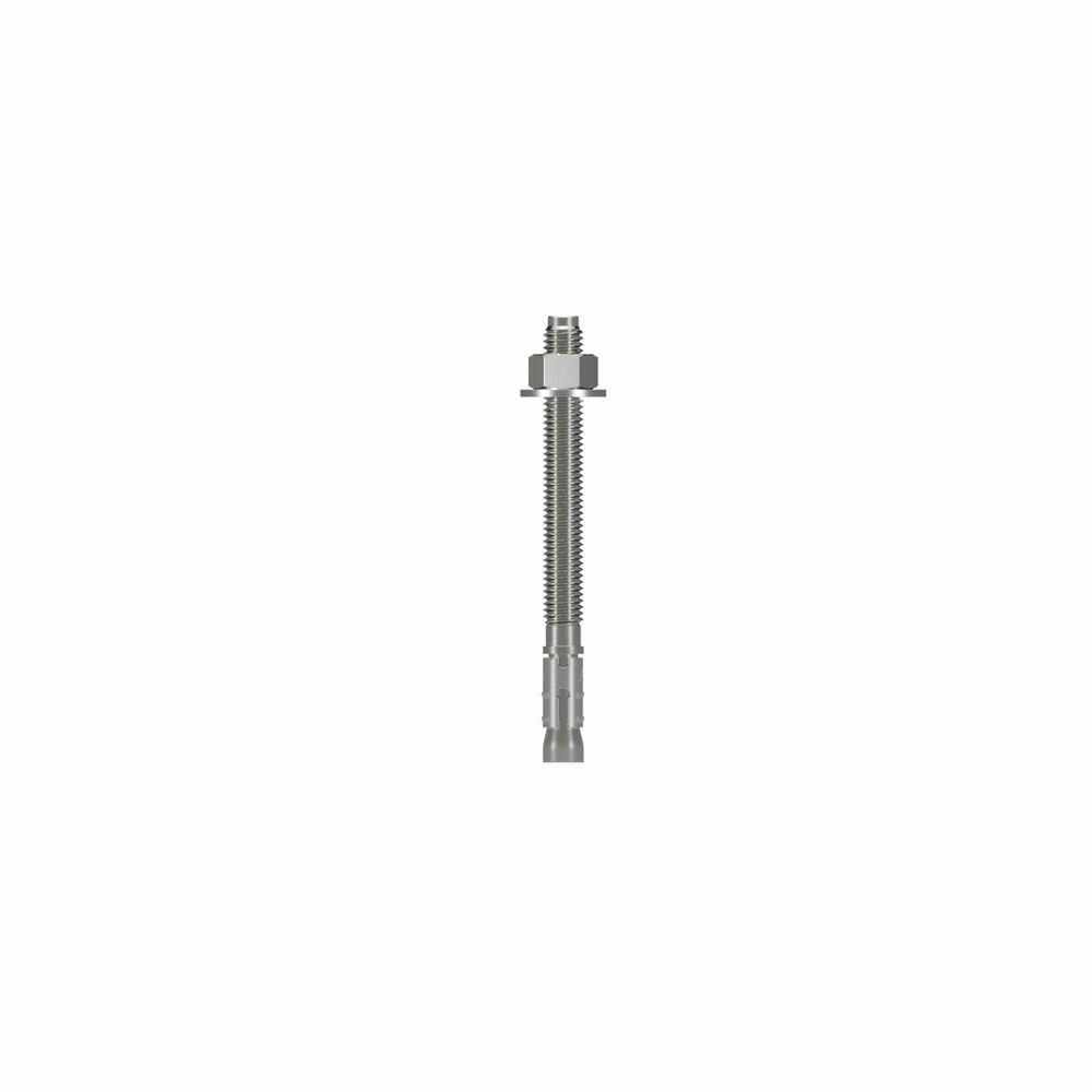 Strong-Bolt 1/2 in. x 5-1/2 in. Type 316 Stainless-Steel Wedge Anchor