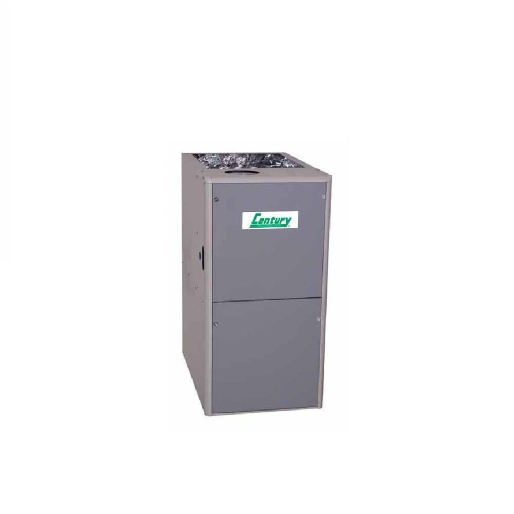 Century GUH Series 80% 90,000 BTU Input 72,000 BTU Output Natural Gas Forced Hot Air Furnace