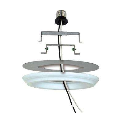 Ceiling light parts ceiling lighting accessories the home depot recessed light converter for pendant or light fixtures aloadofball Gallery