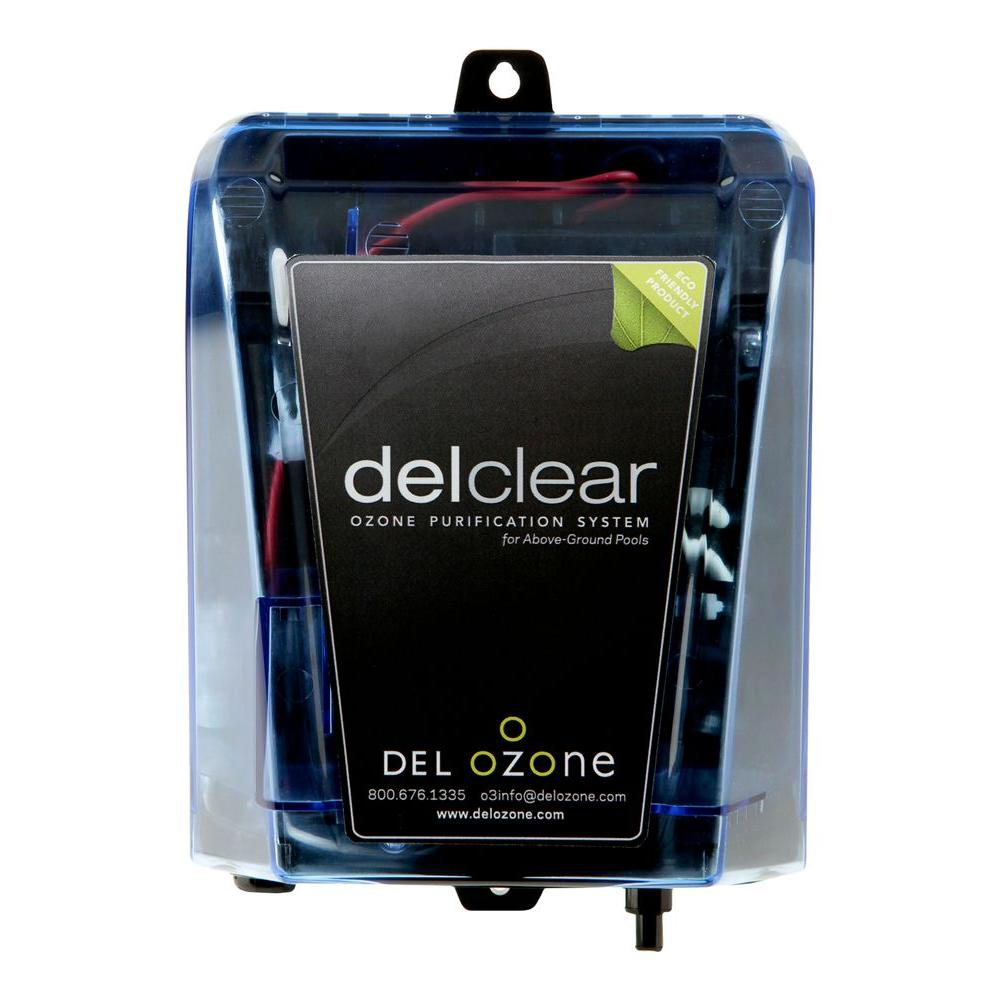 DEL Ozone Clear Ozonator for Above Ground Pools