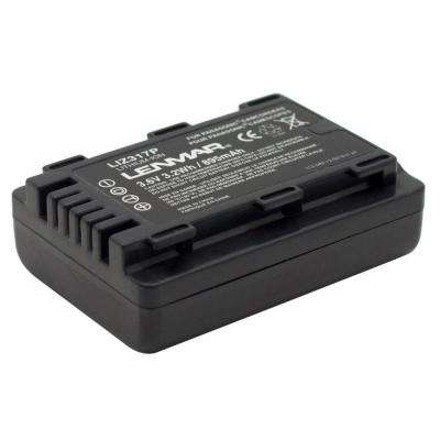Lithium-Ion 895mAh/3.6-Volt Camcorder Replacement Battery