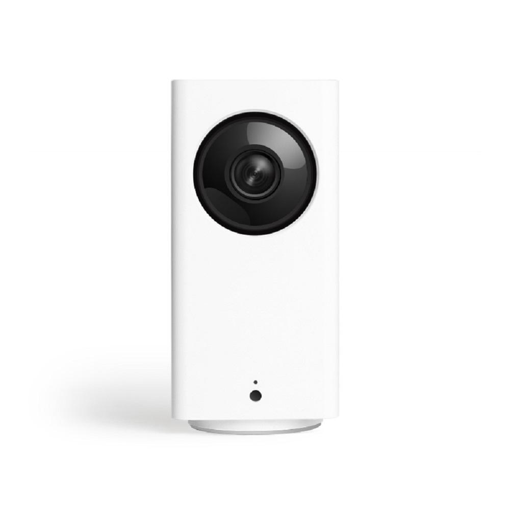Wyze 1080p WyzeCam Pan/Tilt/Zoom Wi-Fi Indoor Smart Home Camera, Night Vision, 2-Way Mic, Alexa Ready, 14 Day Cloud