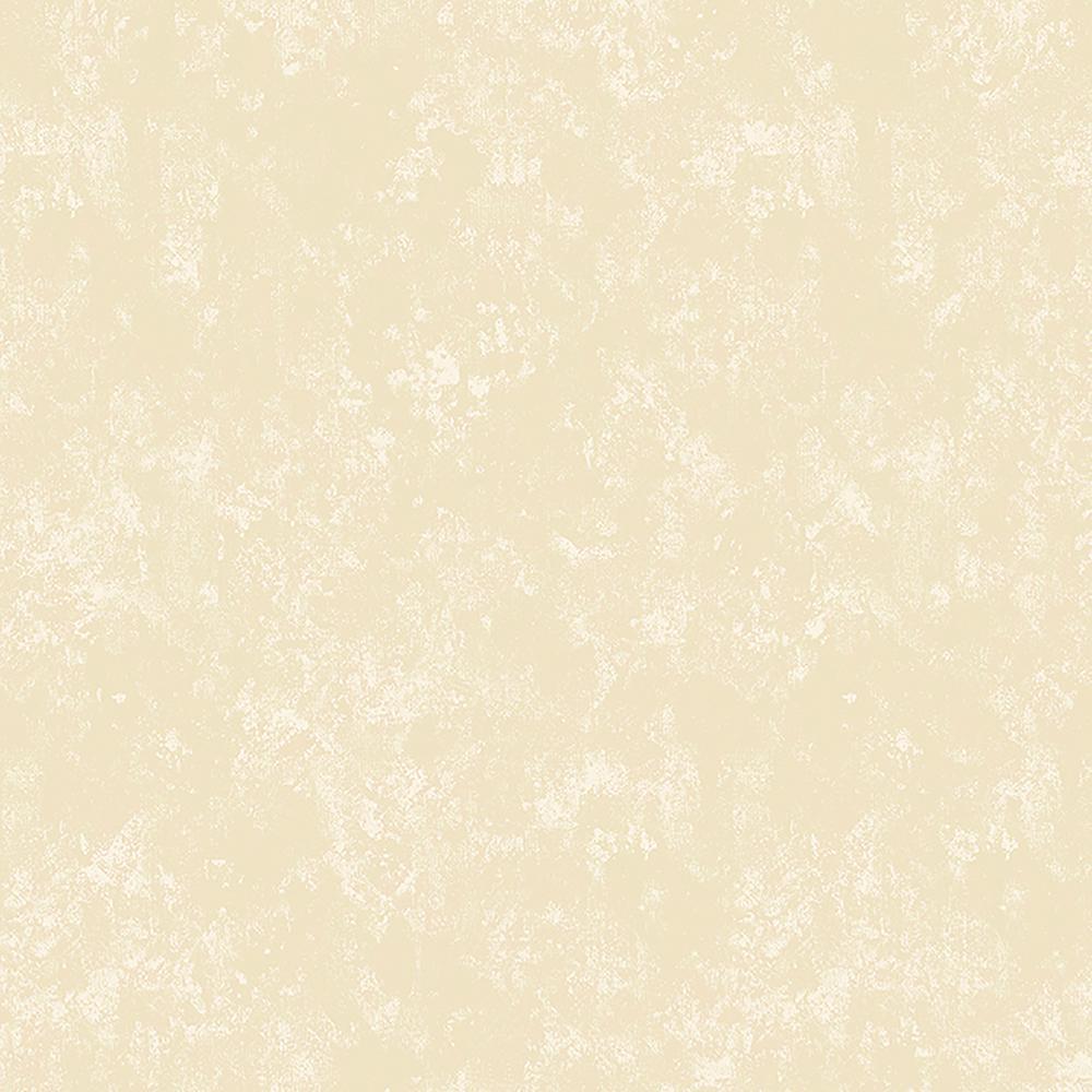 578 Sq Ft Ella Light Yellow Texture Wallpaper