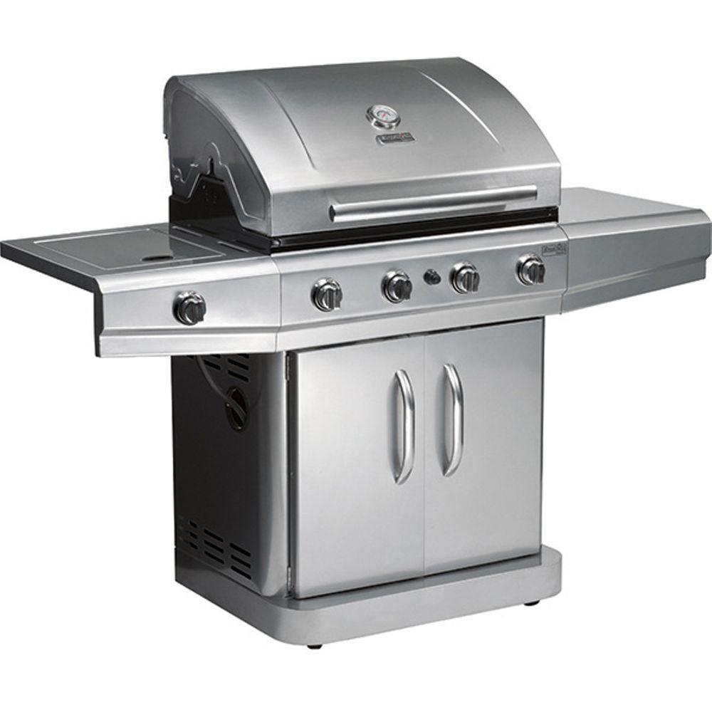 Char-Broil 4-Burner Propane Gas Grill-DISCONTINUED