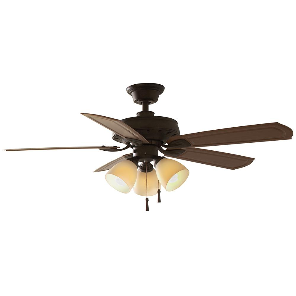 Hampton bay tucson 48 in indooroutdoor oil rubbed bronze ceiling hampton bay tucson 48 in indooroutdoor oil rubbed bronze ceiling fan with light kit and shatter resistant shades 51548 the home depot aloadofball Gallery