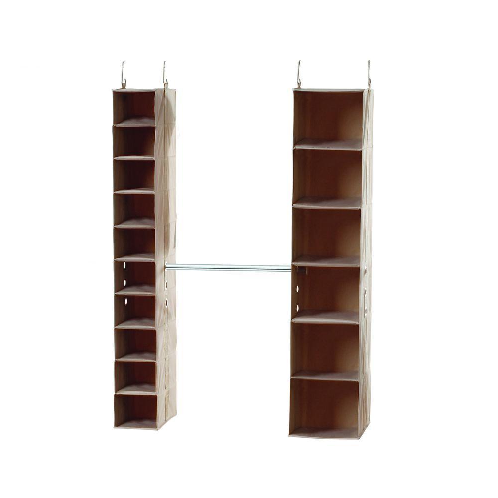 neatfreak ClosetMax System 3-Piece Hanging Organizer