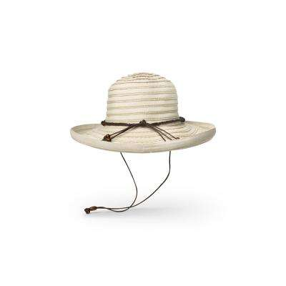 Women's Vineyard Polyester Braided Hat One Size Linen