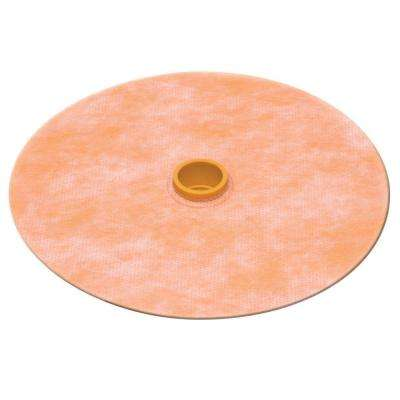 Kerdi-Seal-PS 1/2 in. Pipe Seal with Rubber Gasket