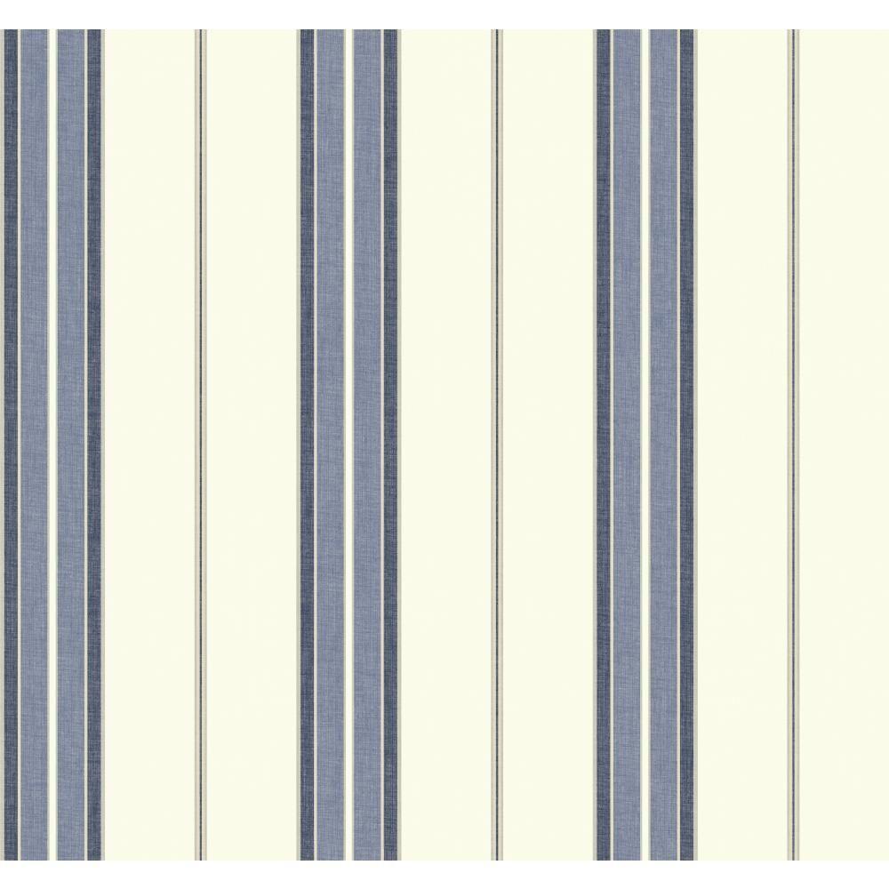 Nautical Living Bay Stripe 2 Wallpaper
