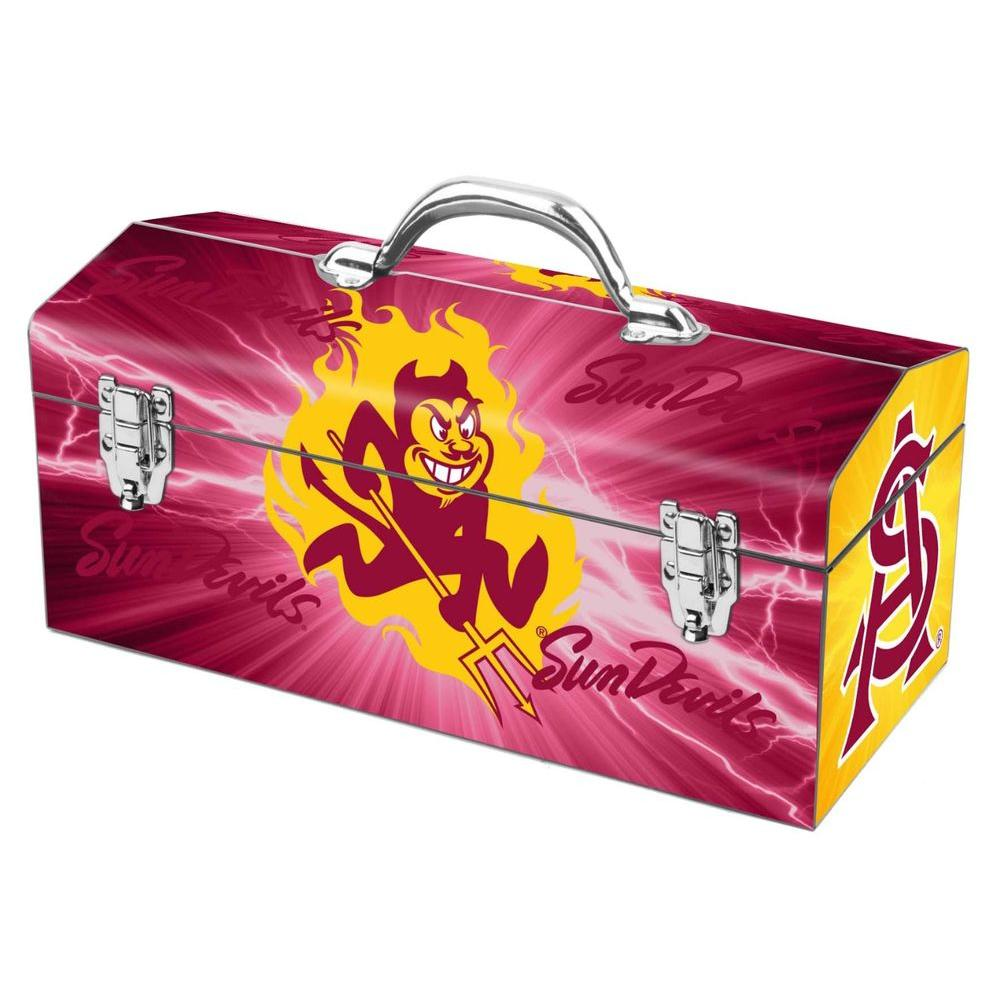 16 in. Arizona State University Art Tool Box