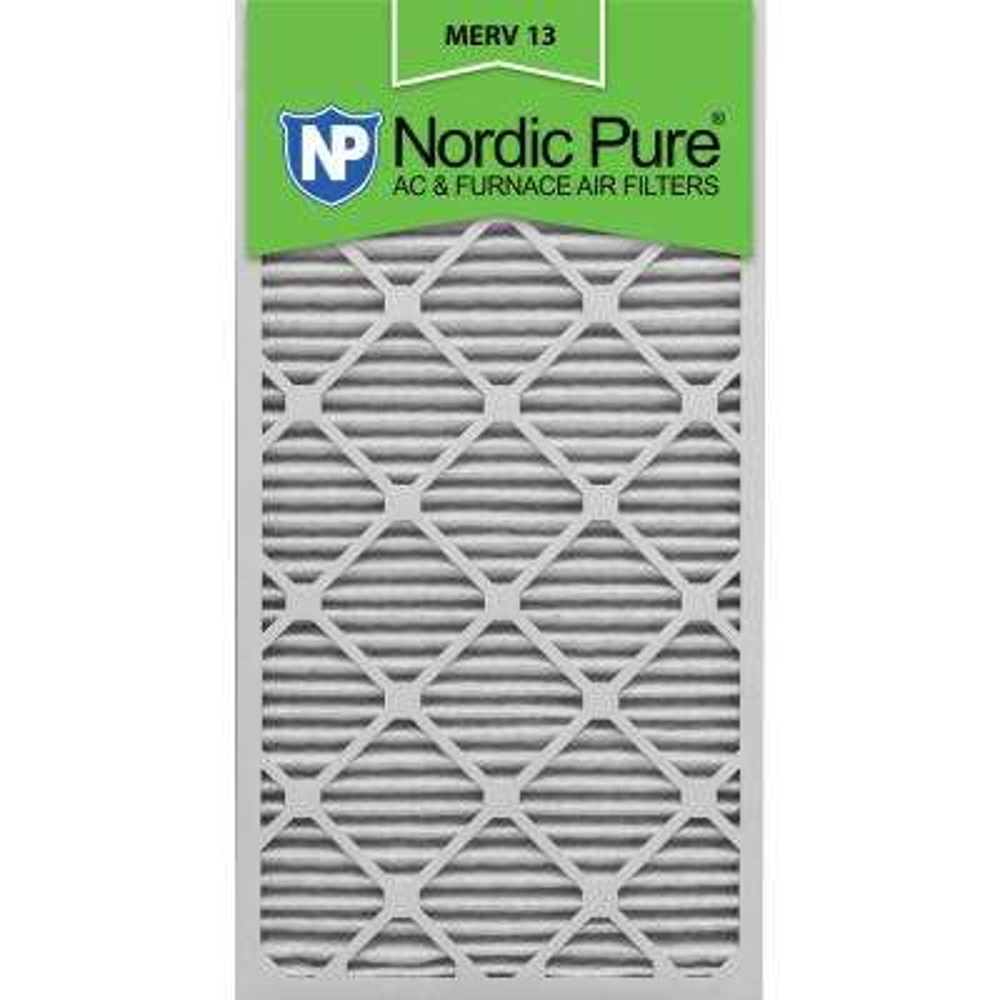 14 in. x 30 in. x 1 in. Ultimate Pleated MERV 13 - FPR 10 Air Filter (6-Pack)