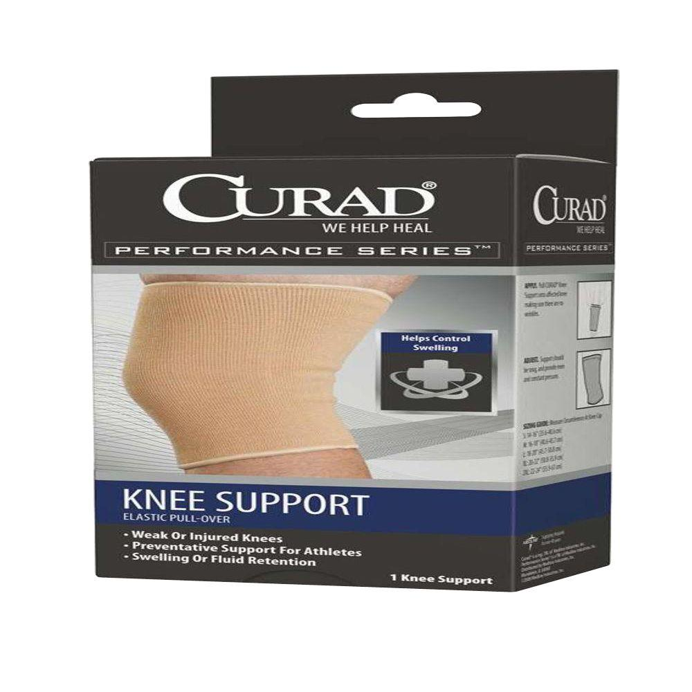 f91d5a7821 Curad Medium Knee Support with Cartilage Pad-ORT23110MDH - The Home ...