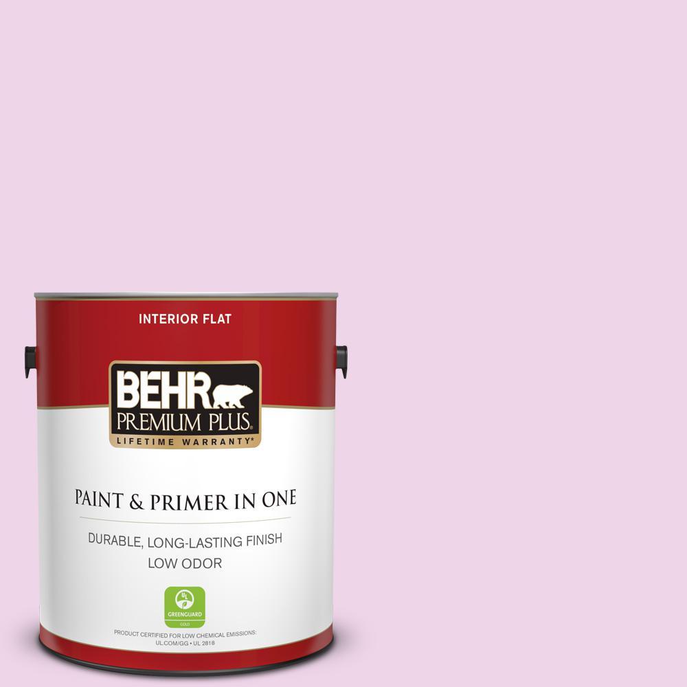 Behr Premium Plus 1 Gal P110 All Made Up Flat Low Odor