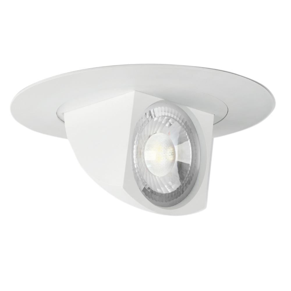 Feit Electric 6 in. 75-Watt Equivalent 3000K (Warm White) E26 Recessed Retrofit Dimmable LED Directional Spot Light Module