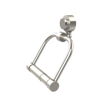 Venus Collection Single Post Toilet Paper Holder in Polished Nickel