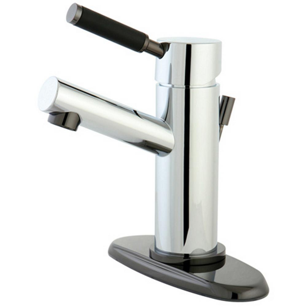 4 in. Centerset Single-Handle Bathroom Faucet Bathroom Faucet in ...