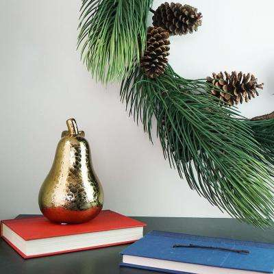 30 in. Long Pine Needle Artificial Christmas Wreath